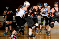 Dutchland Blitz vs New Jersey Roller Derby Brawl Stars