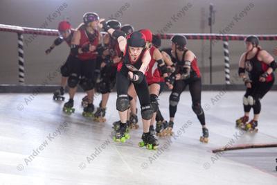 Penn Jersey She Devils Roller Derby vs Assault City Roller Derby