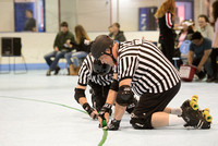 20150411 BRG Brawlers vs  Jerzey Derby Brigade Corporal Punishers